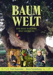 Fred Hageneder: Baum-Welt, Buch