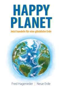 Fred Hageneder: Happy Planet, Buch