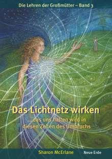Sharon McErlane: Das Lichtnetz wirken, Buch