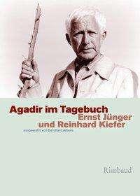 Bernhard Albers: Agadir im Tagebuch, Buch