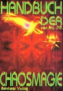 Fra. .717.: Handbuch der Chaosmagie, Buch
