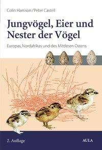 Colin Harrison: Jungvögel, Eier und Nester der Vögel- Europas, Nordafrikas und des Mittleren Ostens, Buch
