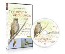 Hans-Heiner Bergmann: Die Stimmen der Vögel Europas auf DVD, DVD-ROM