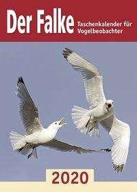 Der Falke-Taschenkalender für Vogelbeobachter 2020, Buch