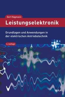 Gert Hagmann: Leistungselektronik, Buch