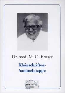 Max Otto Bruker: Kleinschriften-Sammelmappe, Buch