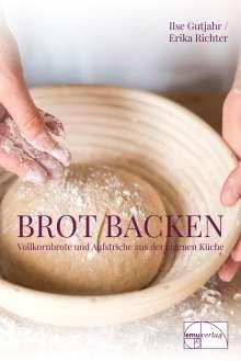 Ilse Gutjahr: Brot backen, Buch