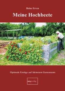 Heinz Erven: Meine Hochbeete, Buch