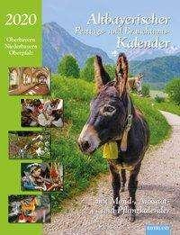 Judith Kumpfmüller: Altbayerischer Festtags- und Brauchtumskalender 2020, Buch