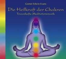 Gomer Edwin Evans - Die Heilkraft der Chakren, CD