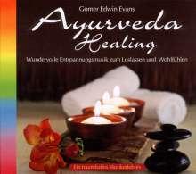 Gomer Edwin Evans: Ayurveda Healing, CD
