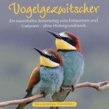 Geräusche / Musik zum Vertonen: Vogelgezwitscher, CD