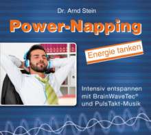 Arnd Stein: Power-Napping, CD