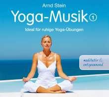 Arnd Stein: Yoga-Musik 1, CD