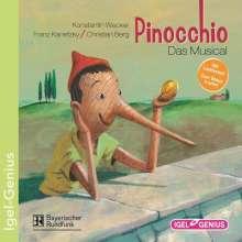 Pinocchio - Das Musical, CD
