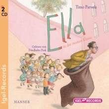 Timo Parvela: Ella in der zweiten Klasse, 2 CDs
