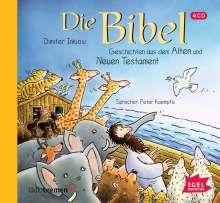 Die Bibel. Geschichten aus dem Alten und Neuen Testament, 4 CDs