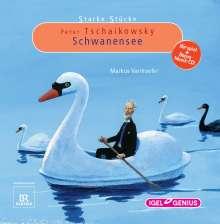Starke Stücke für Kinder:Tschaikowsky - Schwanensee, 2 CDs