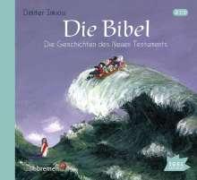 Die Bibel. 2 CDs, 2 CDs