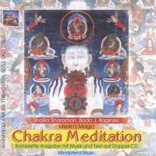 Merlin's Magic: Chakra Meditation. 2 CDs, 2 CDs