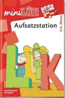 Heiner Müller: miniLÜK. Aufsatzstation 3./4. Klasse, Buch