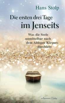 Hans Stolp: Die ersten Drei Tage im Jenseits, Buch