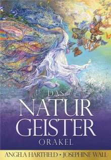 Angela Hartfield: Das Naturgeister-Orakel, Buch