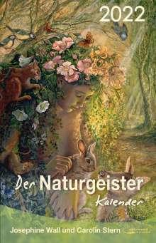 Carolin Stern: Der Naturgeister-Kalender 2022, Buch