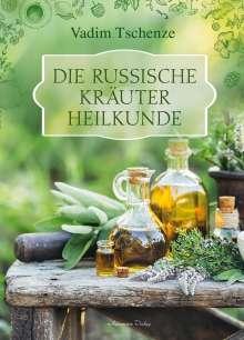 Vadim Tschenze: Die russische Kräuter-Heilkunde, Buch