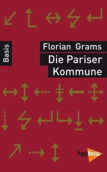 Florian Grams: Die Pariser Kommune, Buch
