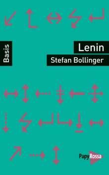 Stefan Bollinger: Lenin, Buch