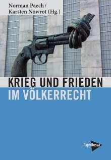 Krieg und Frieden um Völkerrecht, Buch