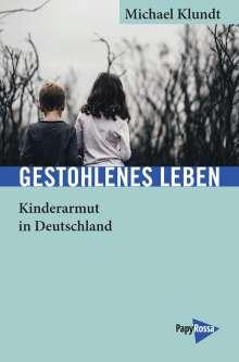 Michael Klundt: Gestohlenes Leben, Buch