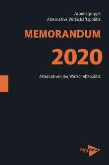 Memorandum 2020, Buch