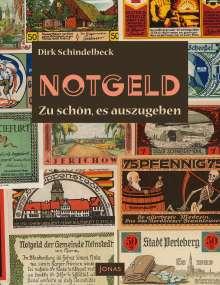 Dirk Schindelbeck: Notgeld, Buch