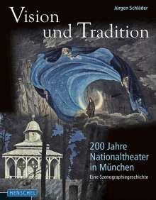 Jürgen Schläder: Vision und Tradition, Buch