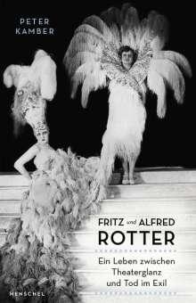 Peter Kamber: Fritz und Alfred Rotter, Buch