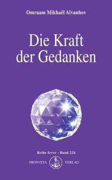 Omraam Mikhael Aivanhov: Die Kraft der Gedanken, Buch