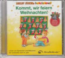 Detlev Jöcker: Kommt, wir feiern Weihnachten, CD