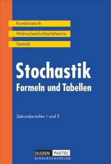 Irmhild Kantel: Duden  Formeln und Tabellen. Stochastik Sekundarstufen I und II. RSR, Buch