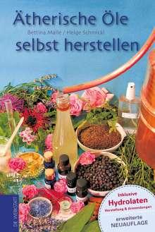 Bettina Malle: Ätherische Öle selbst herstellen, Buch