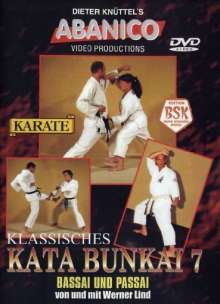 Klassisches Kata Bunkai 7 - Bassai und Passai, DVD