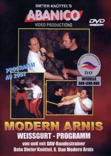 Modern Arnis - Weissgurt, DVD