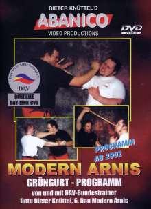 Modern Arnis - Grüngurt, DVD