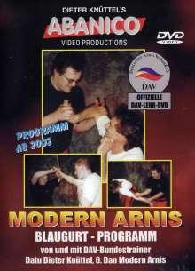 Modern Arnis - Blaugurt, DVD