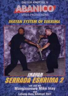 Inayan Serrada 2, DVD