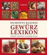 Anne Iburg: Dumonts kleines Gewürzlexikon, Buch