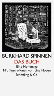 Burkhard Spinnen: Das Buch, Buch