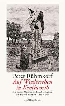Peter Rühmkorf: Auf Wiedersehen in Kenilworth, Buch