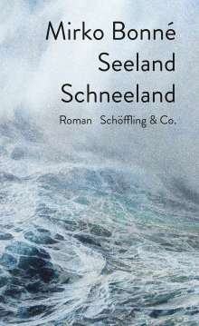 Mirko Bonné: Seeland Schneeland, Buch